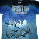 Led Zeppelin Icarus T-Dye Tee Size X-Large