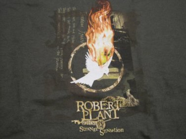 Robert Plant Freedom Tee Size X-Large