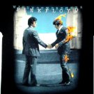 Pink Floyd Man On Fire Black Tee Size X-Large