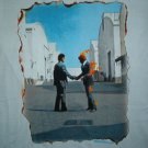 Pink Floyd Man on Fire White Tee Size X-Large