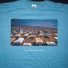 Pink Floyd Momentary Blue Tee Size X-Large