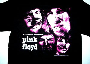 Pink Floyd Saucerful of Secrets Tee Size Medium
