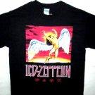 Zeppelin Swan Song Icarus-Runes Tee Size Large