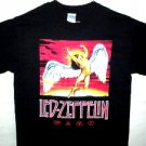 Zeppelin Swan Song Icarus-Runes Tee Size X-Large