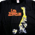 Led Zeppelin Hermit Stairway Tee Size Large