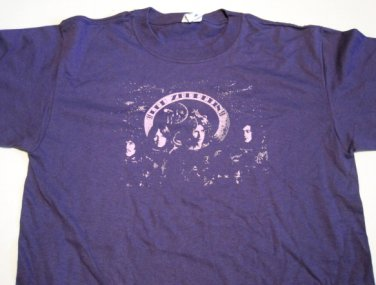 Led Zeppelin Astronuts Purple Tshirt Size Large
