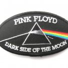 Pink Floyd Dark Side of The Moon Oval Patch