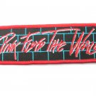 Pink Floyd Brick in The Wall Patch