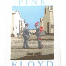 Pink Floyd Wish You Were Here Patch Man on Fire
