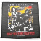 Led Zeppelin How The West Was Won Patch