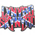 Lynyrd Skynyrd Rebel Patch