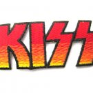 Kiss Logo Patch