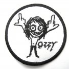 Ozzy Finger Toon Patch