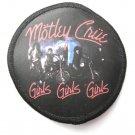 Motley Crue Girls Girls Girls Patch