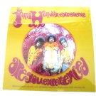 Jimi Hendrix Experienced Sticker