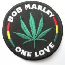 Bob Marley One Love Patch