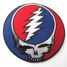 Grateful Dead Skull Patch