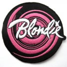 Blondie Round Patch