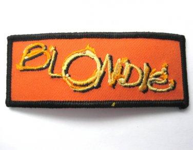 Blondie Curse of Blondie Patch