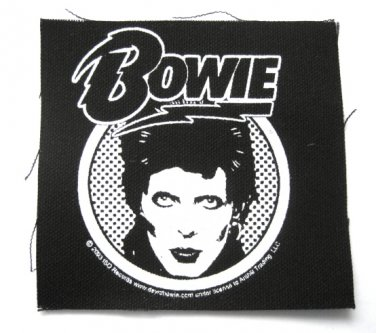 David Bowie Diamond Dog Patch