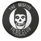 Misfits Fiend Round Patch