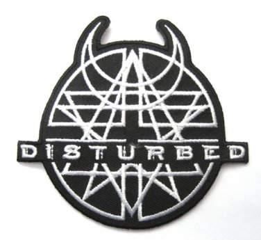 Disturbed Amulet Patch