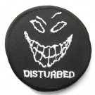 Disturbed Evil Smiley Patch