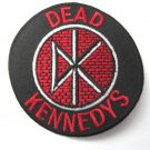 Dead Kennedys Round Patch
