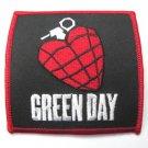 Green Day Grenade Patch