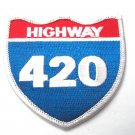 420 Highway Patch