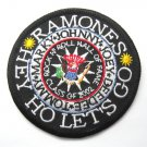 Ramones Hey Ho Let's Go Patch