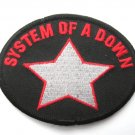 System of a Down Star Patch