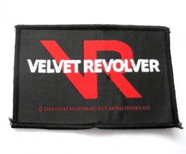 Velvet Revolver Logo Patch
