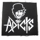 The Adicts Canvas Patch
