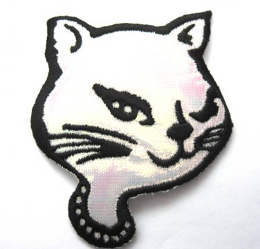 Cat Face Patch