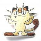 Meowth Cat Patch
