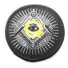 Freemason Round Patch
