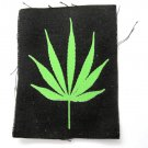 Sweet Leaf Canvas Patch