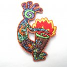 Kokopelli Drum Player Patch