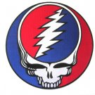 Grateful Dead SYF Back Patch