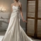 rhinestone bridal wedding dress 2011 EC42