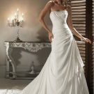 chiffon bridal wedding dress 2011 EC47