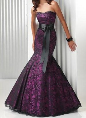 fashion fishtail Prom dresses 2011 EP10