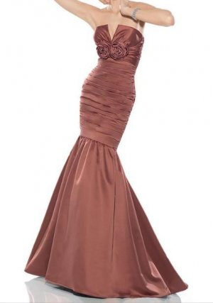 fashion fishtail Prom dresses 2011 EP11