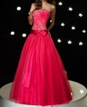fashion pink Prom dresses 2011 EP21
