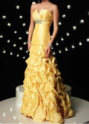 fashion rhinestone Prom dresses 2011 EP22