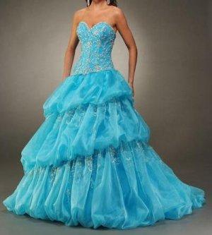 fashion rhinestone Prom dresses 2011 EP25