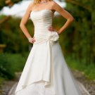 latest style lace wedding dress 2011 EC76