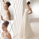 new collection hater chiffon wedding dress 2011 EC124