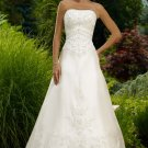 latest style swarovski wedding dress 2011 EC138